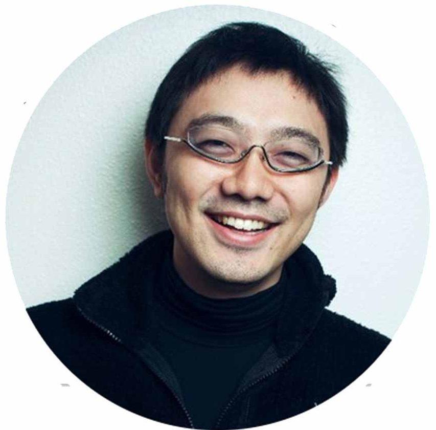 コルクの佐渡島康平さん写真