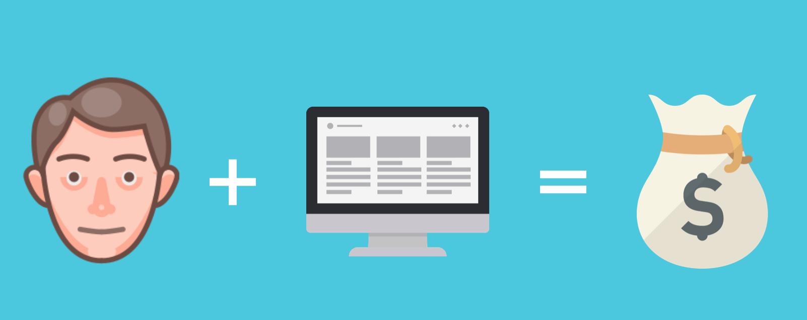 ブログで簡単!アフィリエイト稼ぐ力をつけるための教科書